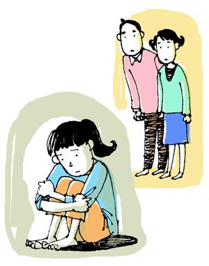 アグネスの教育アドバイス「思春期の子どもの悩み、どう聞き出す?」イラスト