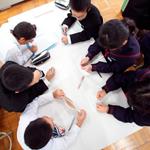 小中一貫で独自に「在り方生き方」領域を設定(vol.2)総合と特活を統合、教科等との関連も図る ―船橋市立若松小・中学校「小中一貫教育公開研究会」より― 後編