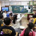一人一台PCで、子ども自身が学習問題を立てる授業(vol.2)40台PCを5クラスで共有活用する新たな試み ― 千葉県船橋市立中野木小学校 ― 後編