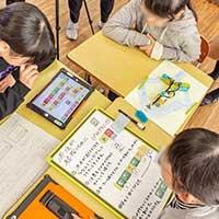 ロボット教材を活用した課題解決のためのプログラムを考えよう!(前編)全教職員でプログラミング教育研究に挑む茨城県古河市立大和田小学校