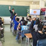 """アクティブ・ラーニングで学ぶ再生可能エネルギーの未来小学校出張授業""""グリーンパワー教室"""""""