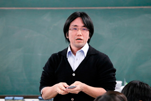 筑波大学附属小学校 教諭 辻 健 氏