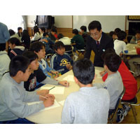 「犯罪防止インストラクター」にチャレンジ!新宿区立落合第一小学校PTA