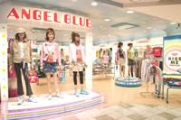 渋谷ファッションビル109のジュニアステーション「109-2」の6Fと7Fはナルミヤブランドを始めジュニア向けアクセサリーストアやシューズストアが集結している。 写真提供:  株式会社ナルミヤ・インターナショナル