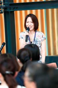 東京国立近代美術館 企画課 教育普及室 主任研究員 一條 彰子 氏