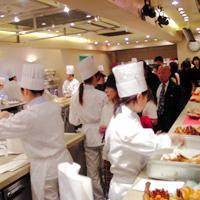 食欲の秋。文化祭の秋。学びの秋!服部栄養専門学校 学園祭