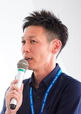 北海道札幌養護学校 教諭 郡司 竜平 氏