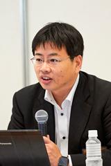 東京学芸大学 教育学部 准教授 高橋 純 氏