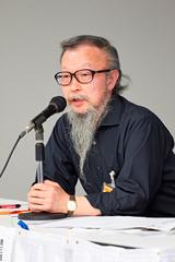 南三陸町立歌津中学校 元校長 阿部 友昭 氏