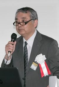 市立米沢図書館 館長 村野 隆男 氏