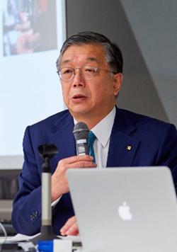 内田洋行教育総合研究所 顧問 大久保昇氏