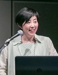 国立情報学研究所 社会共有知研究センター センター長・教授  新井紀子 氏