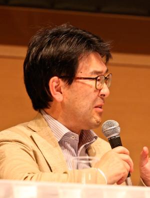 千葉大学大学院工学研究院教授 柳澤要氏