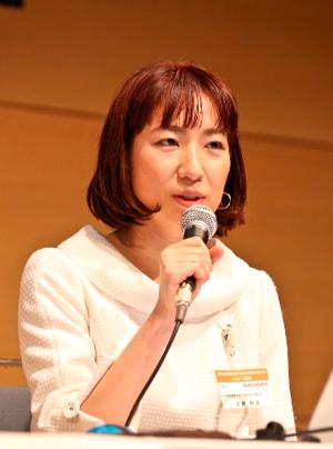 呉工業高等専門学校建築学科准教授 下倉玲子氏
