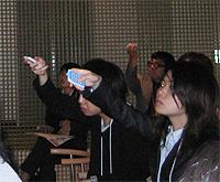 平成16年度 日本シミュレーション&ゲーミング学会 「授業と教材」研究部会 夏の部会