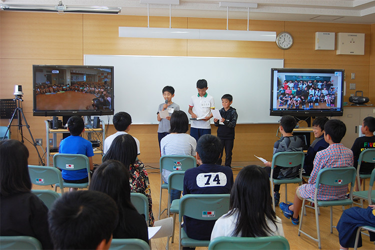 屯田北小学校1