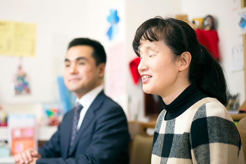 亜矢子さんの写真