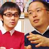 三田紀房さん・佐渡島庸平さん 受験って、努力の量が計られているわけだから公正で公平。納得がいくシステムですよ。