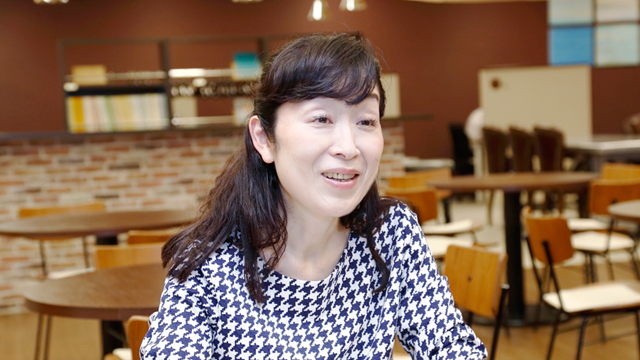 宮田 美恵子  子どもの防犯教育を語る。