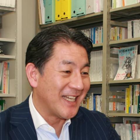 """田村 学 深い学びを語る。子どもの中でバラバラだった知識がつながり合い、""""駆動""""することで、「深い学び」が実現するのです。"""