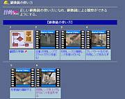 手順、動画、ワークシートが見やすく整理されたインデックスページ