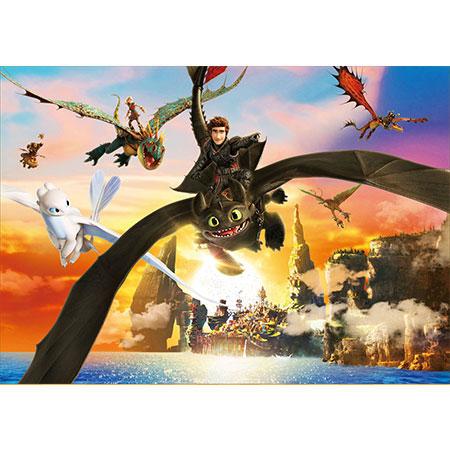 『ヒックとドラゴン 聖地への冒険』主人公たちの成長を丹念に綴った傑作
