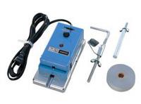 記録タイマー:実験に合わせて10Hzと50/60Hzの選択ができます。(ウチダ理化電子カタログ:型番2-120-2151)