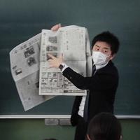 震災を取り上げた実践(5)さいたま市立海老沼小学校 教諭 菊池健一さん