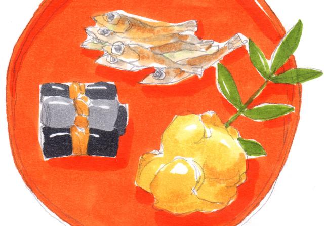 オリジナルおせち料理を考えよう 【和食の良さを伝えよう】[小5・学級活動]