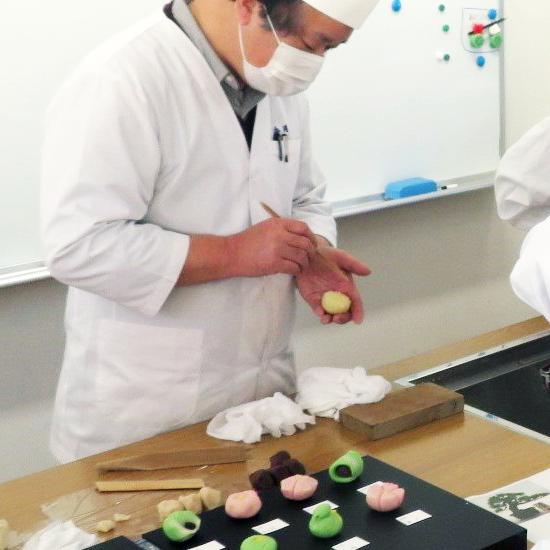 和菓子について学ぼう【小4総合的な学習の時間】