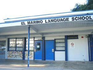 水準の高い二ヶ国語教育で、全米にその名を知られるイルマリノ小学校(正式名はランゲージスクール)