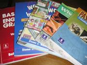 教科書はその学期に使う分を貸し出してくれる。