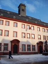 ハイデルベルク大学旧校舎、 現在は学長舎
