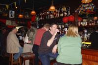 アイルランドといえばやっぱりパブ!アイルランド人は大酒飲みが多い。飲みすぎないでね~。