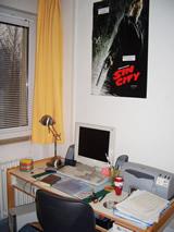 学生寮にあるイザベラの個人部屋